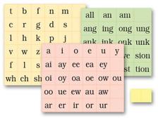 Just Words Magnetic Letter Tiles