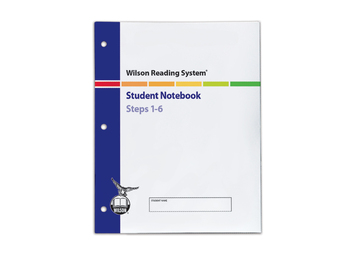 WRS Student Notebook (Steps 1-6) 10 Pack, 4th Edition