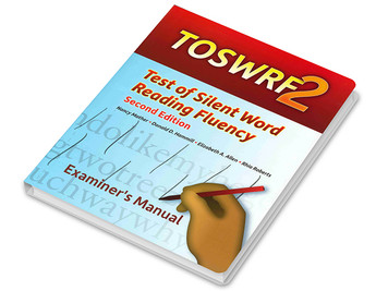 TOSWRF-2 Examiner's Manual Product Image