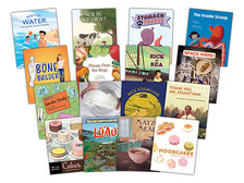 The 16 titles in Module 4 - Good Eating