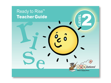 Ready to Rise™  Guide for Rising 2nd Graders