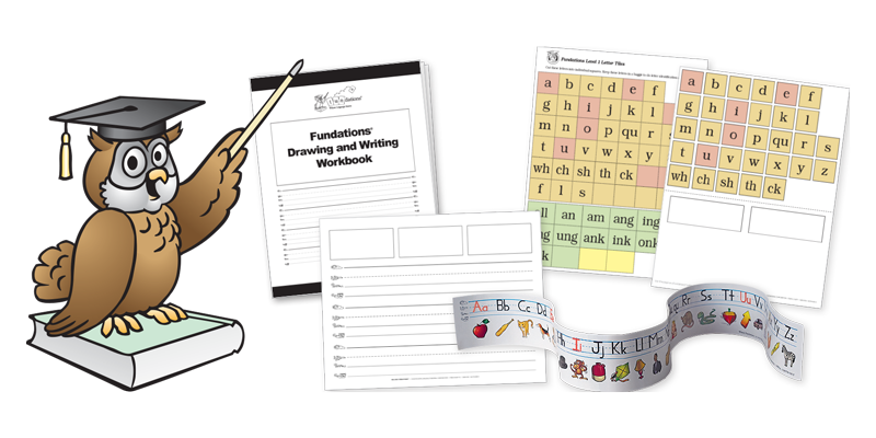 Fundations At-Home Packets