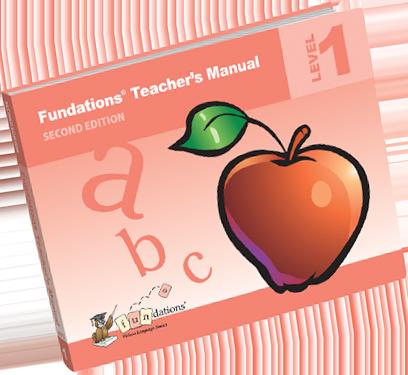 Fundations Teacher Manual