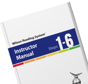 Wilson Reading System Teacher Manual