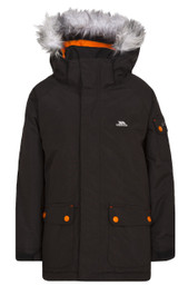 HOLSEY BOYS' WATERPROOF PARKA JACKET