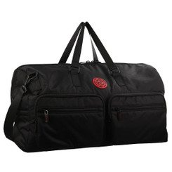 Pierre Cardin Urban Nylon Overnight Bag in Black (PC2874)