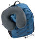 Comfort Neck Pillow in Grey (LC490) - Backpack
