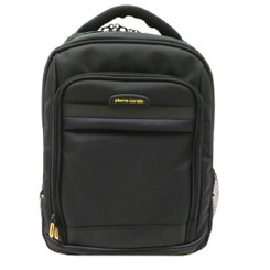 Pierre Cardin Travel and Business Backpack in Black (PC2132)