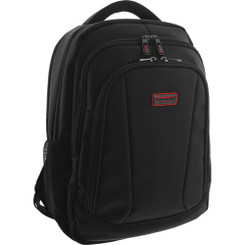 Pierre Cardin Travel and Business Backpack in Black (PC2129)