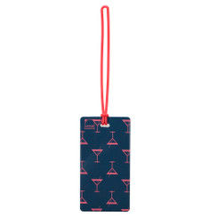 Luggage Tag | Martini (LC7615)