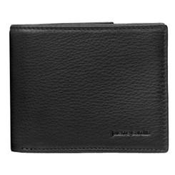 Pierre Cardin Italian Leather Mens Wallet/Card Holder in Black (PC9449)