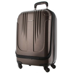 Pierre Cardin Computer Mobile Office Luggage Case in Charcoal (PC 2213)
