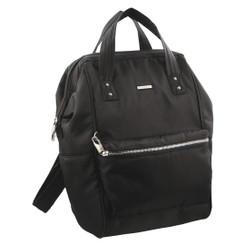 Pierre Cardin Slash-Proof Backpack in Black (PC2413)