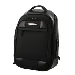 Pierre Cardin Black Nyon Laptop Backpack (PC2469)