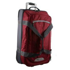Pierre Cardin Soft Luggage Trolley Case on Wheels - Red (PC2467)