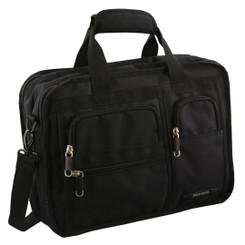 Pierre Cardin Ballistic Nylon Computer Bag in Black (PC2653)