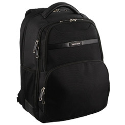 Pierre Cardin Travel & Business Backpack in Black (PC2647)
