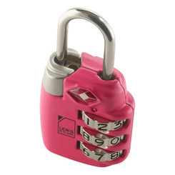 TSA Combination Lock in Pink (LCTSA23)