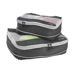 Expandable Packing Cubes, 2-Pack in Charcoal (LC1125)