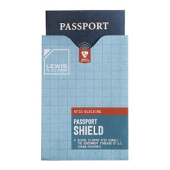 Lewis N. Clark RFID-Blocking Passport Shield (LC1207)