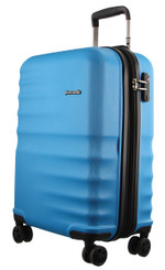 Pierre Cardin Hard Shell 59cm MEDIUM Case in Blue (PC2881M)