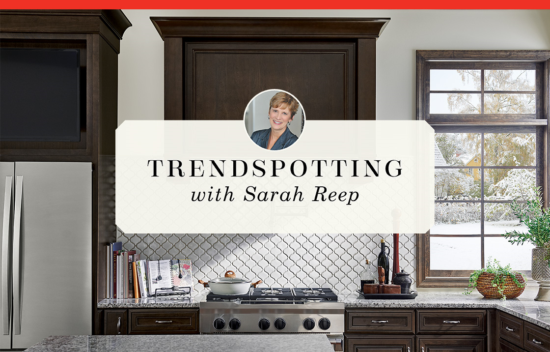 Trendspotting with Sarah Reep