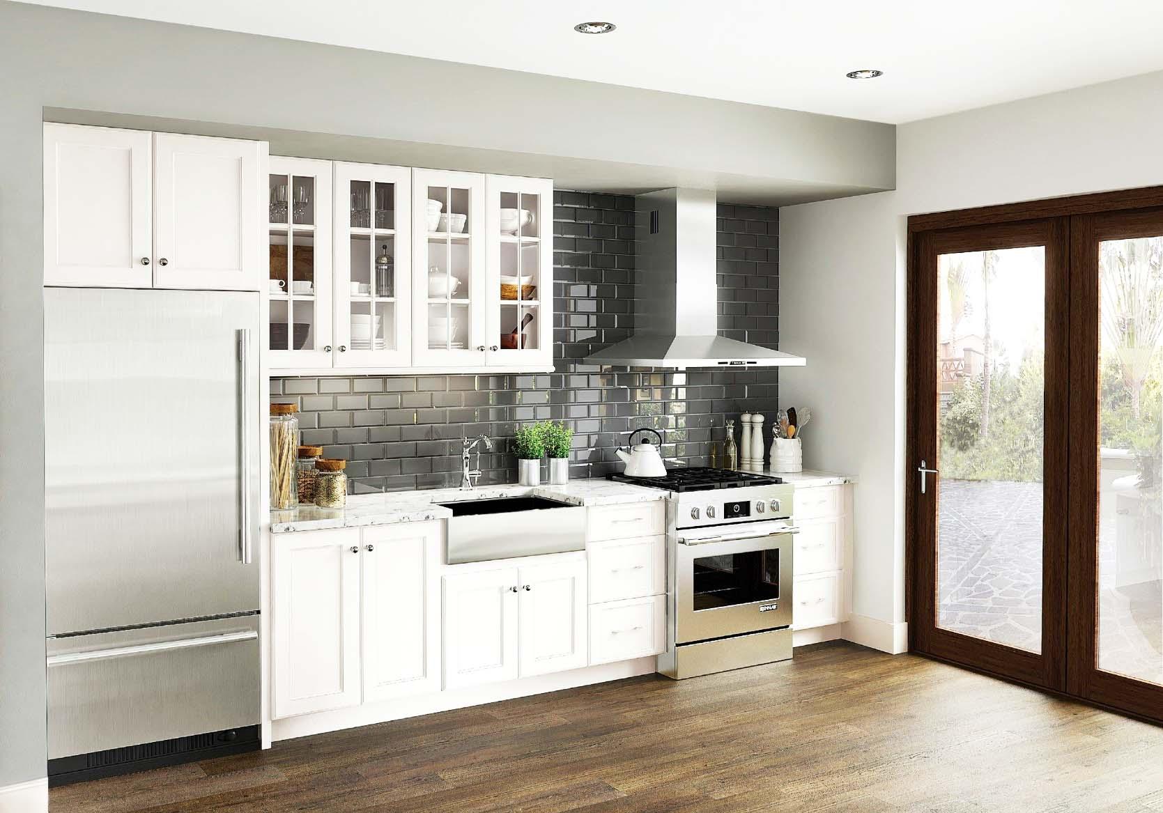 7 Steps To Maximizing A Small Kitchen Merillat