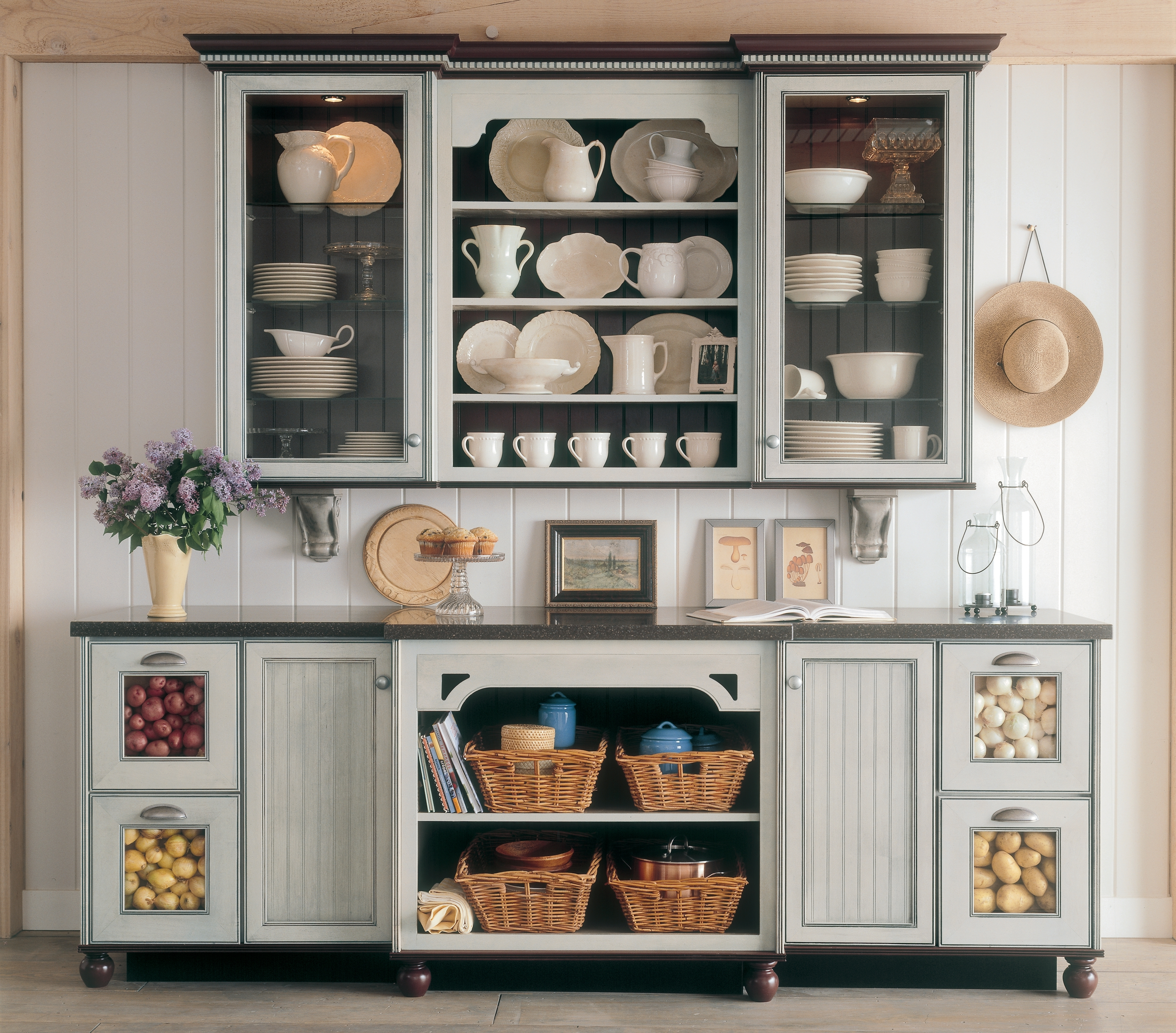 Top 6 Ideas For Designing A Country Kitchen Merillat