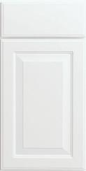 Merillat Classic® Whitebay II Square