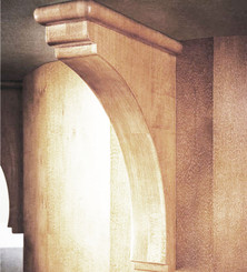 Merillat Classic® Cove Corbel in Natural
