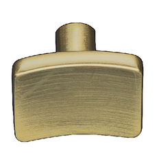Merillat Masterpiece® Mode Knob (Brushed Brass)