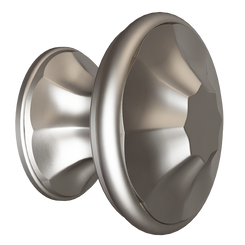 Merillat Masterpiece® Antique Nickel Empire Knob