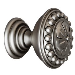 Merillat Masterpiece® Antique Nickel Heritage Knob