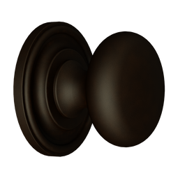 Merillat Masterpiece® Solid Brass Bronze Finish Knob