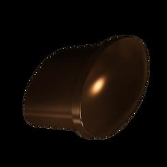 Merillat Masterpiece® Dark Brushed Bronze Tailored Knob