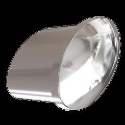 Merillat Masterpiece® Polished Nickel Tailored Knob