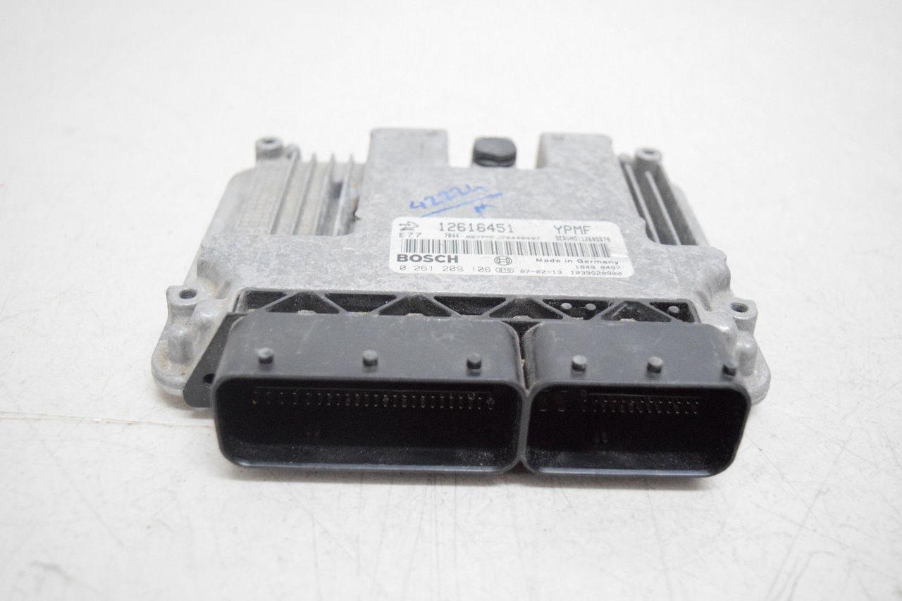 07 08 09 Suzuki Xl 7 Xl7 Srx Ecu Ecm Engine Computer 12616451 Chevy Hhr