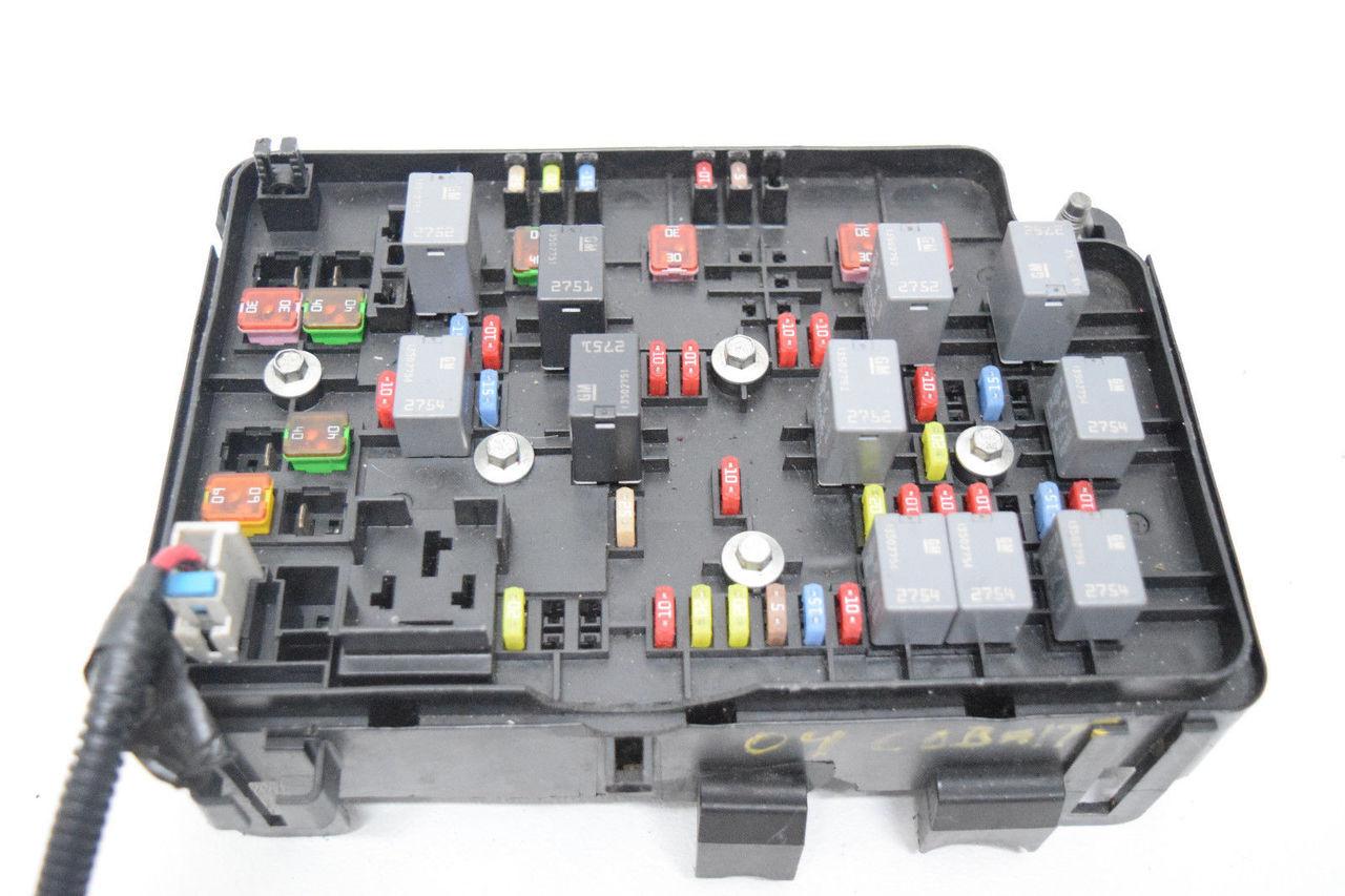 [QMVU_8575]  05 06 07 08 09 10 CHEVY COBALT ENGINE FUSEBOX OEM 20814890 | Fuse Box 06 Chevy Cobalt |  | maddbuys
