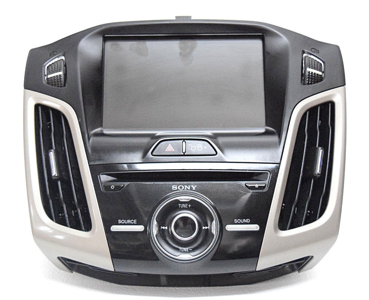 Categories 14 15 16 17 ford focus sony navigation touch screen display radio cd