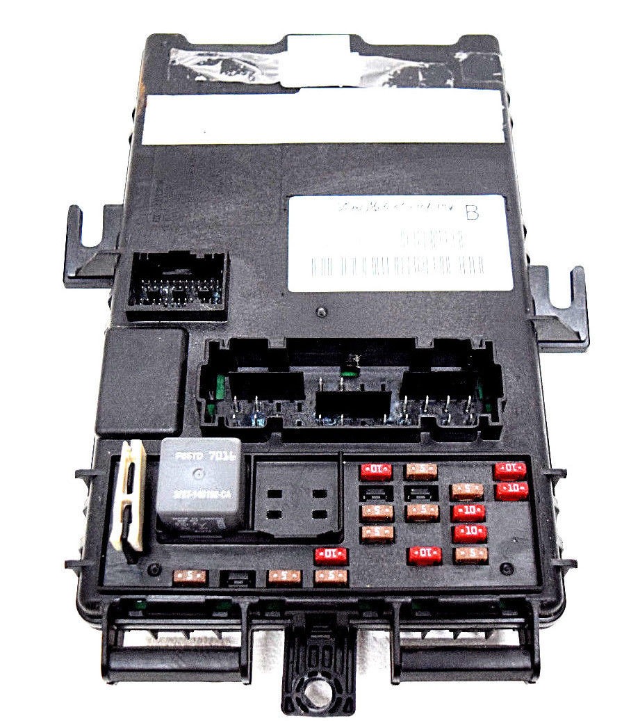 06 07 08 09 Ford Mustang Fuse Box Body Control Module