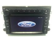 Ford F150 Edge Explorer Navigation GPS Radio Stereo 6 CD Player