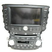 04 05 06 ACURA TSX RADIO DVD PLAYER NAVIGATION SCREEN DISPLAY