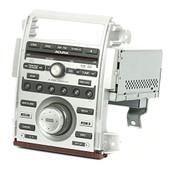 1 Factory Radio 638-58741-NOA-X AM FM Radio CD Player Remanufactured Silver 6 Di