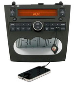 1 Factory Radio Factory AM FM Single Disc CD Player Radio Compatible with 2010-1