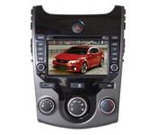 2010-2012 KIA Forte RADIO GPS Navigation DVD Player Audio Video System
