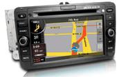 Rosen In-dash Navigation Multimedia Receiver VW 2006-2012
