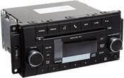 Genuine Jeep Accessories 5091226AD Media Center 130 Radio with Satellite Radio C