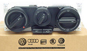 Genuine VW Air Conditioner and Heater Controls Beetle Coupe  and Convertible 199