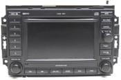 2005-2009 Chrysler Aspen Navigation Radio CD Player