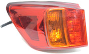09 10 Lexus iS50 iS350 Left Driver Tail Light